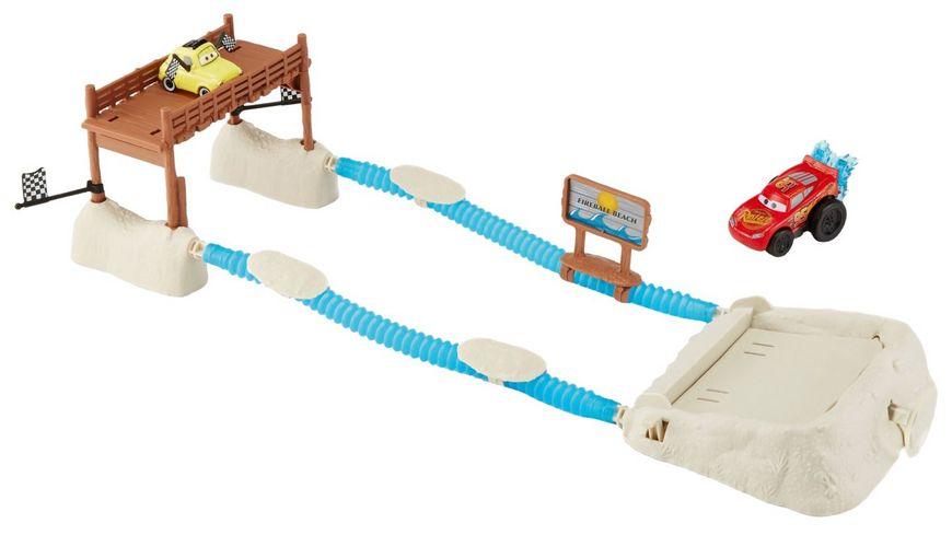 Mattel Disney Cars Cars 3 Fireball Beach Wasser Action Spielset