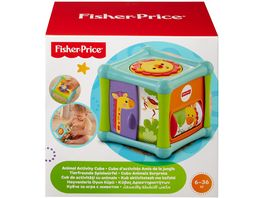 Fisher Price Activity Tier Wuerfel