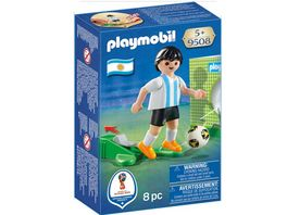 PLAYMOBIL 9508 Nationalspieler Argentinien