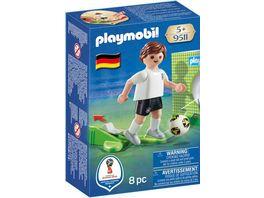 PLAYMOBIL 9511 Nationalspieler Deutschland