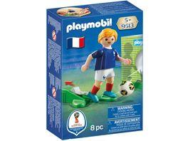PLAYMOBIL 9513 Nationalspieler Frankreich