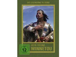 Mein Freund Winnetou 3 DVDs