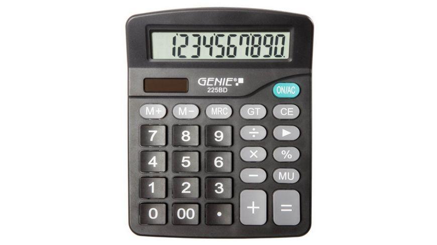 GENIE Bürorechner 225BD Batterie / Solar