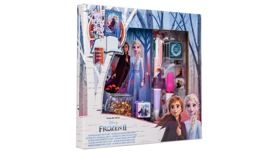 Joy Toy Disney Frozen Tagebuchset