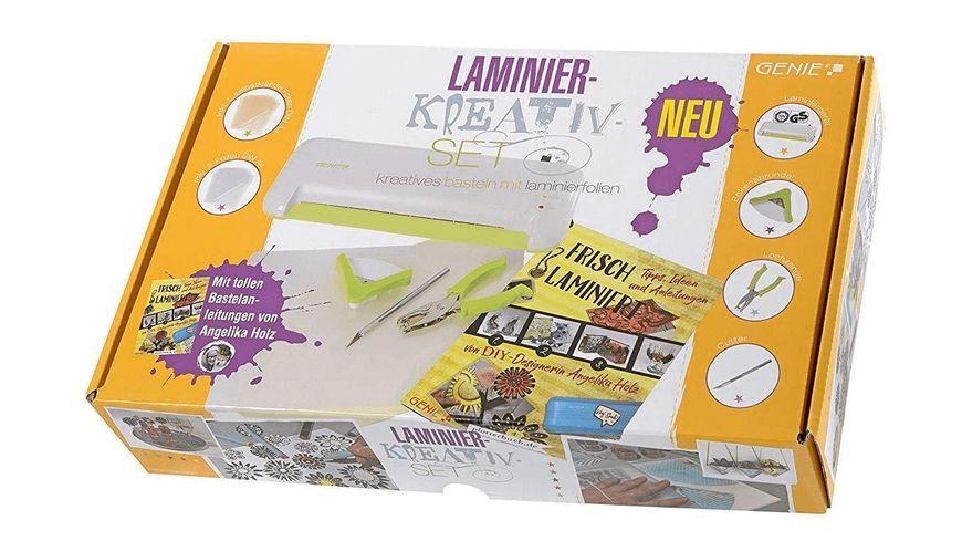 GENIE Laminier-Kreativ-Set