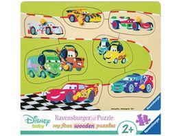 Ravensburger Puzzle Cars Die Cars Familie 10 Teile