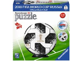 Ravensburger Puzzle 3D Puzzle Ball Match Ball 2018 FIFA World Cup 540 Teile
