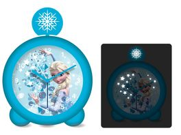 Joy Toy Disney Frozen Wecker mit Licht und Sound