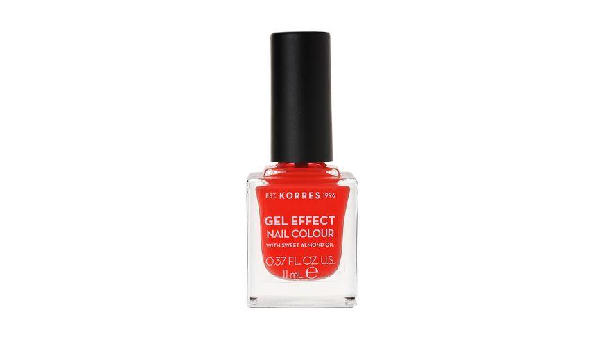 KORRES Sweet Almond Nail Colour