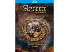 Ayreon Universe Best Of Ayreon Live Bluray