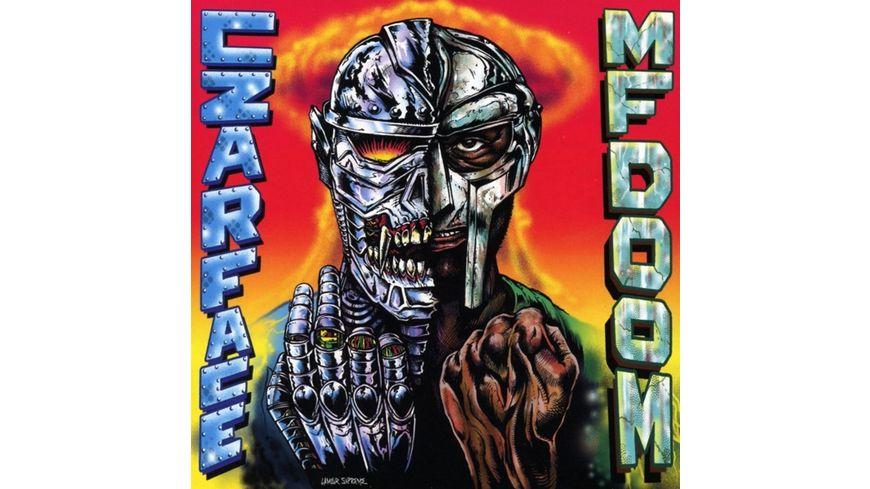 Czarface Meets Metal Face ft MF DOOM