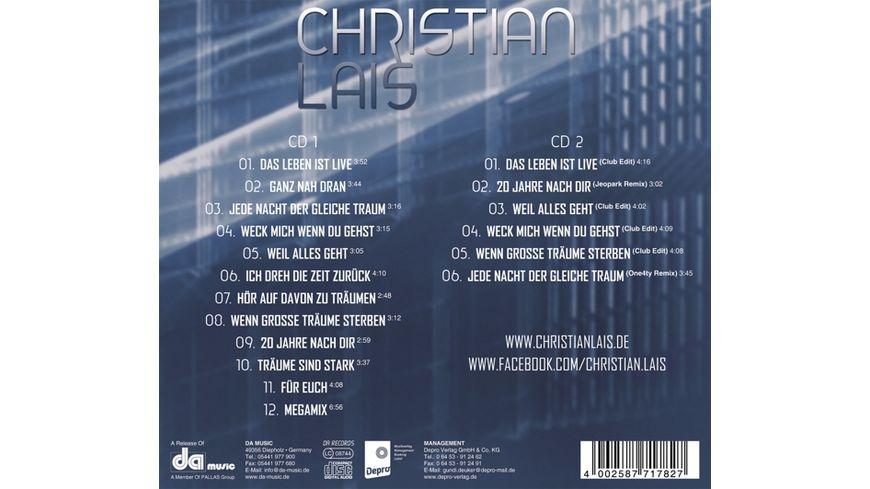Das Leben Ist Live Deluxe Edition