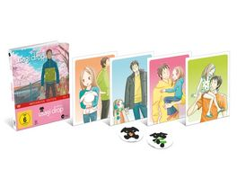Usagi Drop Vol 3 Limited Mediabook inkl 4 Art Cards 2 Sticker