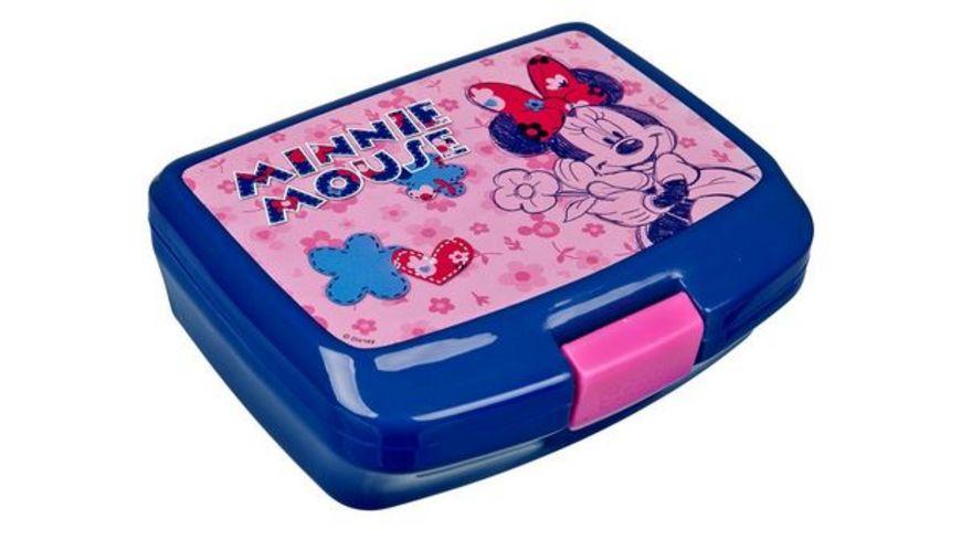 Scooli Minnie Mouse Brotzeitdose pink