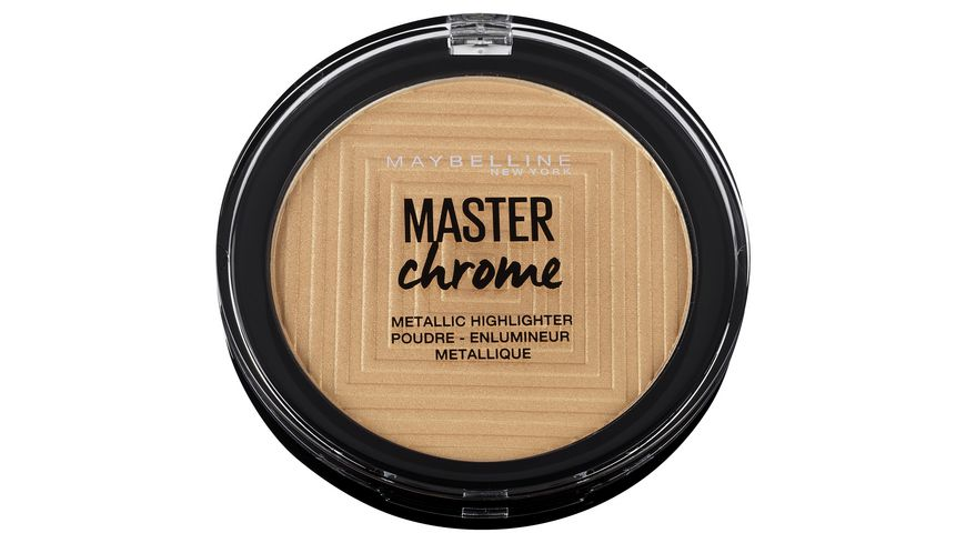 MAYBELLINE NEW YORK Master Chrome Gesichtspuder