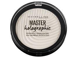 MAYBELLINE NEW YORK Master Holographic Gesichtspuder