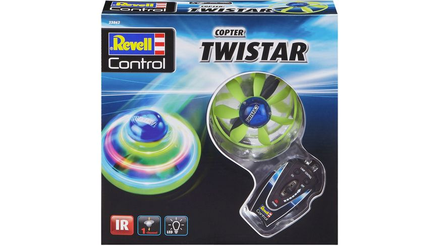 Revell Control 23862 Copter TwiStar