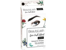 BeautyLash Epic Lash Effect Faerbeset fuer Wimpern Schwarz