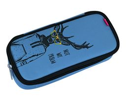 4YOU Pencil Case mit Geodreieck Hirsch