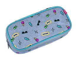 4YOU Pencil Case mit Geodreieck Awesome