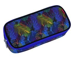 4YOU Pencil Case mit Geodreieck Jungle