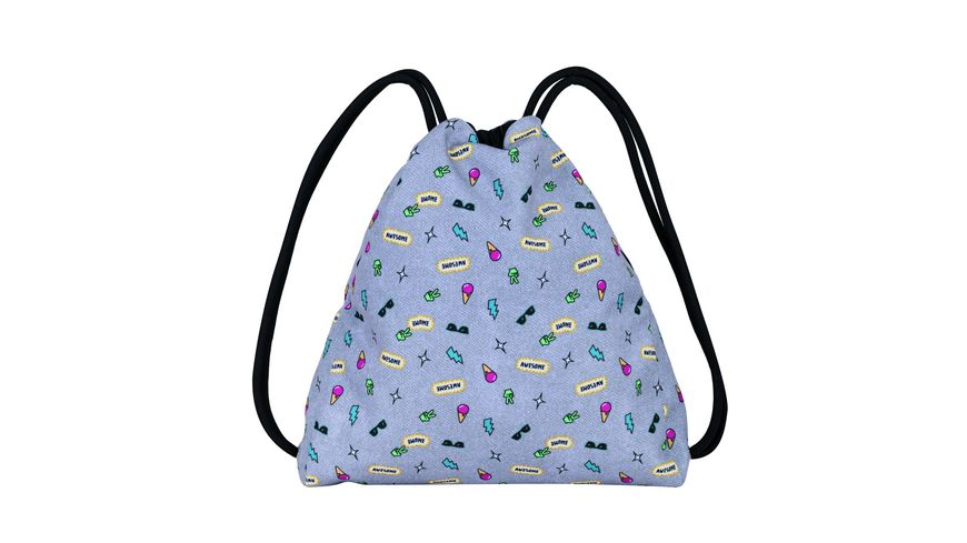4YOU Cinch Bag Awesome
