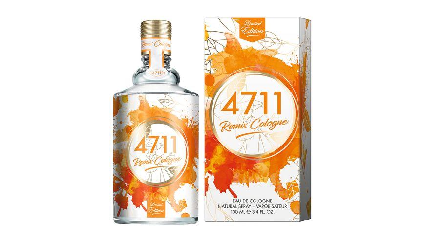 4711 Remix Cologne Orange Eau de Cologne Natural Spray
