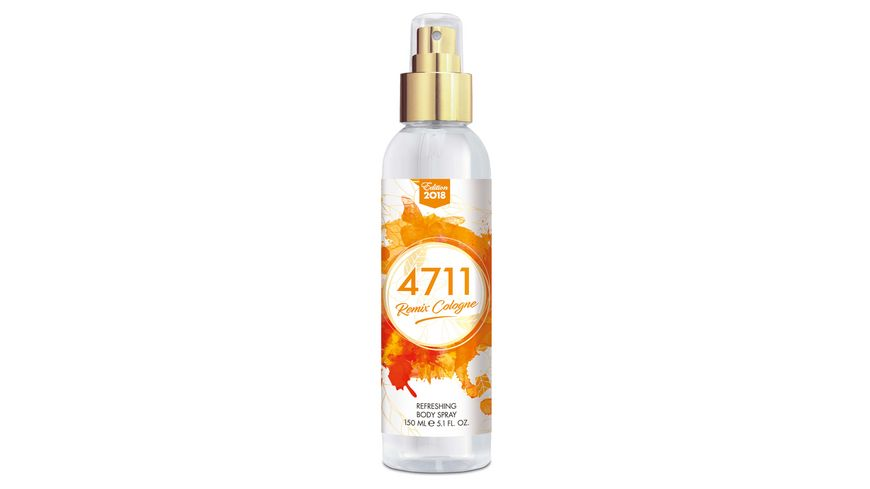 4711 Remix Cologne Edition 2018 Bodyspray
