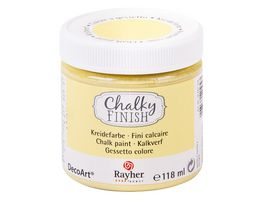 Rayher Chalky Finish Dose 118ml vanille
