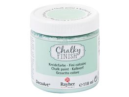 Rayher Chalky Finish Dose 118ml jade