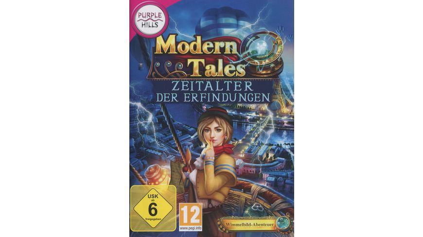 Modern Tales Zeitalter der Erfindungen