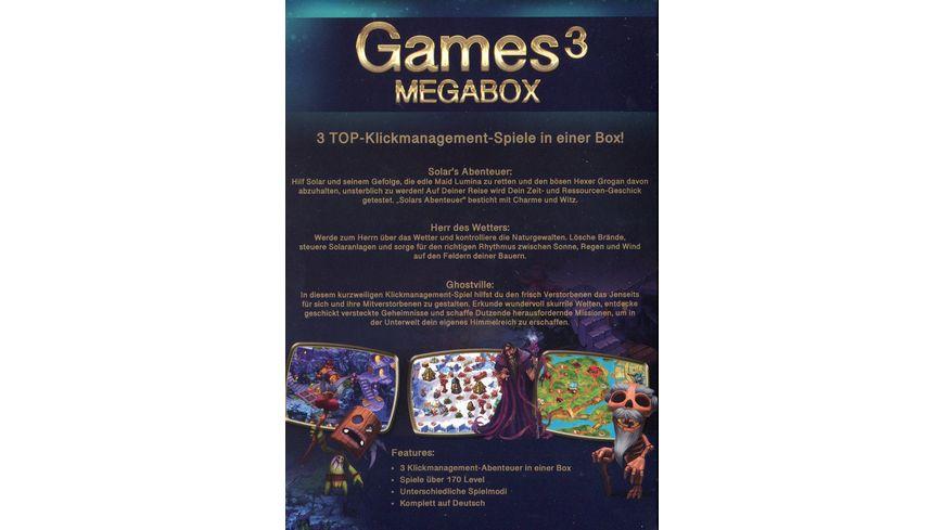 Games 3 Mega Box Vol 5