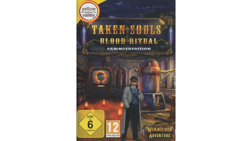 Taken Souls Blood Ritual