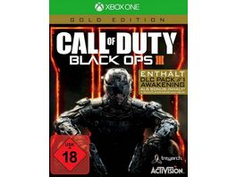 Call of Duty 12 Black Ops 3 Gold Edition