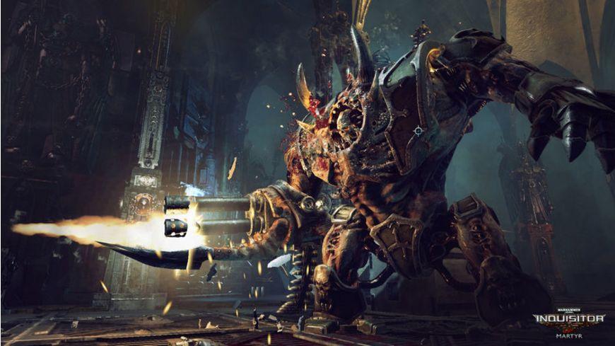 Warhammer 40 000 Inquisitor Martyr