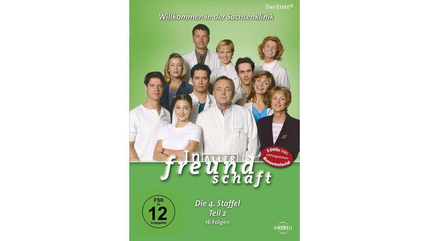 In aller Freundschaft Staffel 4 2 5 DVDs