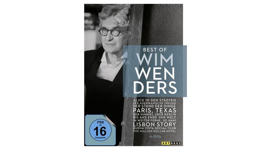 Best of Wim Wenders 10 DVDs
