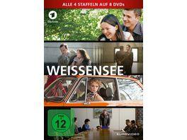 Weissensee Staffel 1 4 8 DVDs