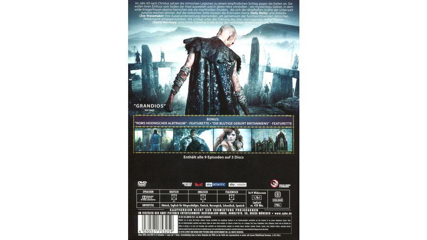 Britannia Die komplette erste Season 3 DVDs