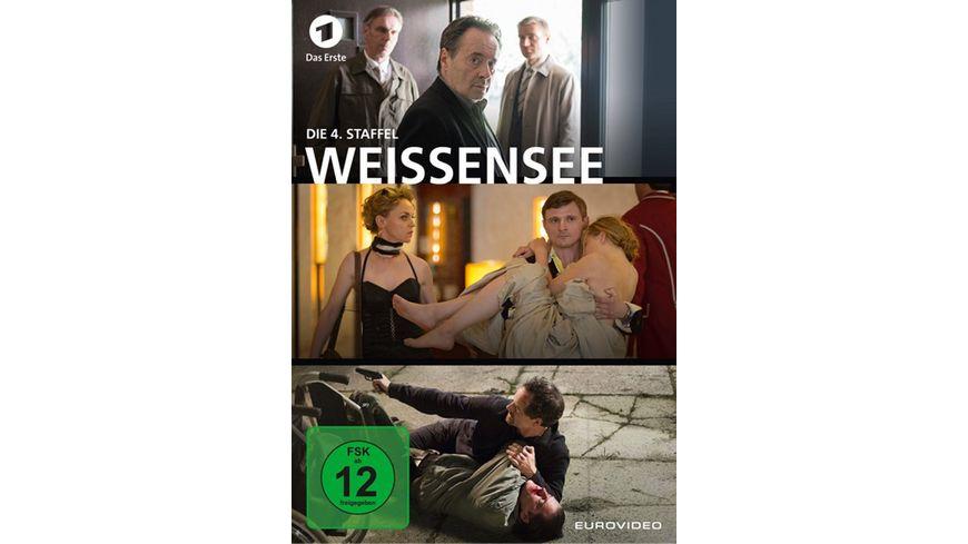 Weissensee Staffel 4 2 DVDs