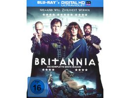 Britannia Die komplette erste Season 3 BRs