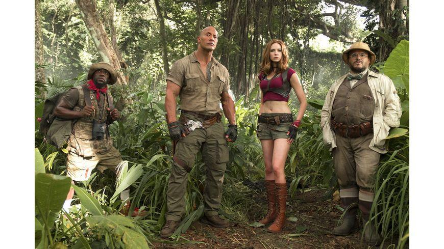 Jumanji Willkommen im Dschungel