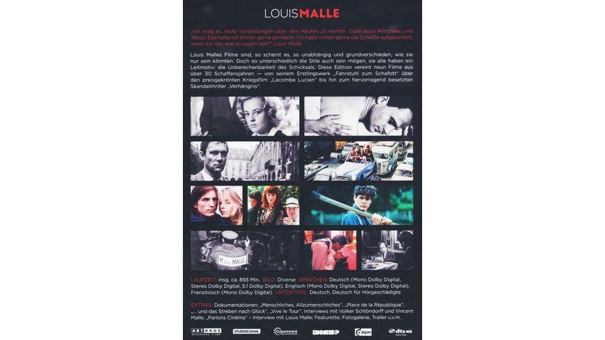 Louis Malle Edition 9 DVDs