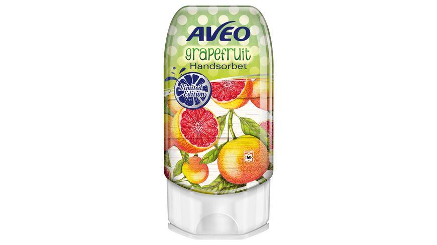 AVEO Handsorbet Grapefruit