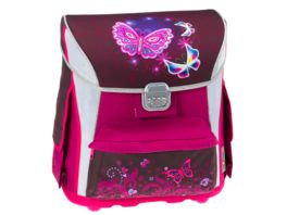 in school Schulranzen Set 4tlg Butterfly