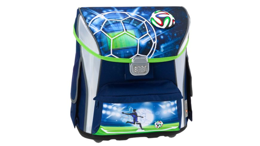0a2f4e9305e0e in school Schulranzen-Set 4tlg. Soccer online bestellen