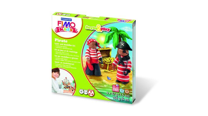 FIMO KIDS FORM PLAY PIRAT 4 x 42 g
