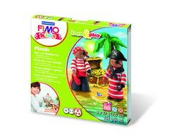 FIMO KIDS FORM PLAY PIRAT 4 x 42 g