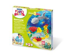 FIMO KIDS FORM PLAY SEAWORLD 4 x 42 g