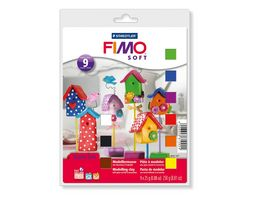 STAEDTLER FIMO SOFT BASIC SET
